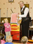 Magic Den - magician in Airdrie, Lanarkshire