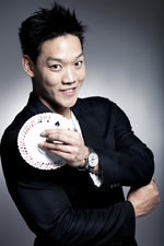 Magician in Malaysia - Andrew Lee