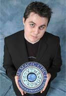 Oxford magician Richard Young