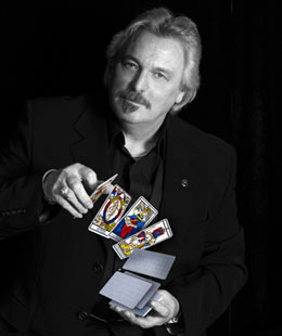 Magician in Tamworth, Staffordshire - Don Hardy