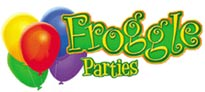 Froggle parties - Children's entertainment in Surrey